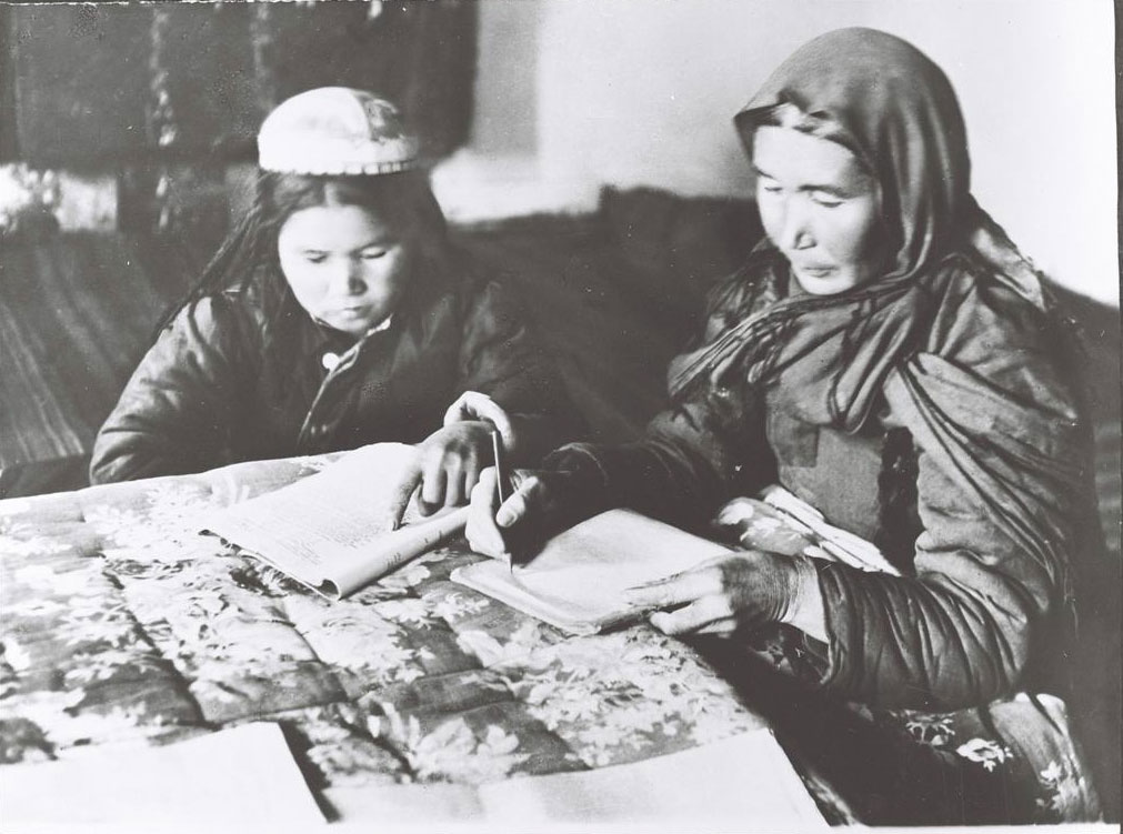 Лица старого Ташкента