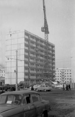 Перекресток у фархадского 1969