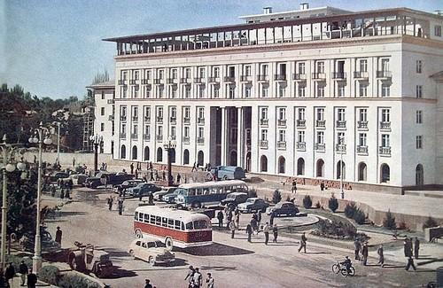 Гостиница Ташкент